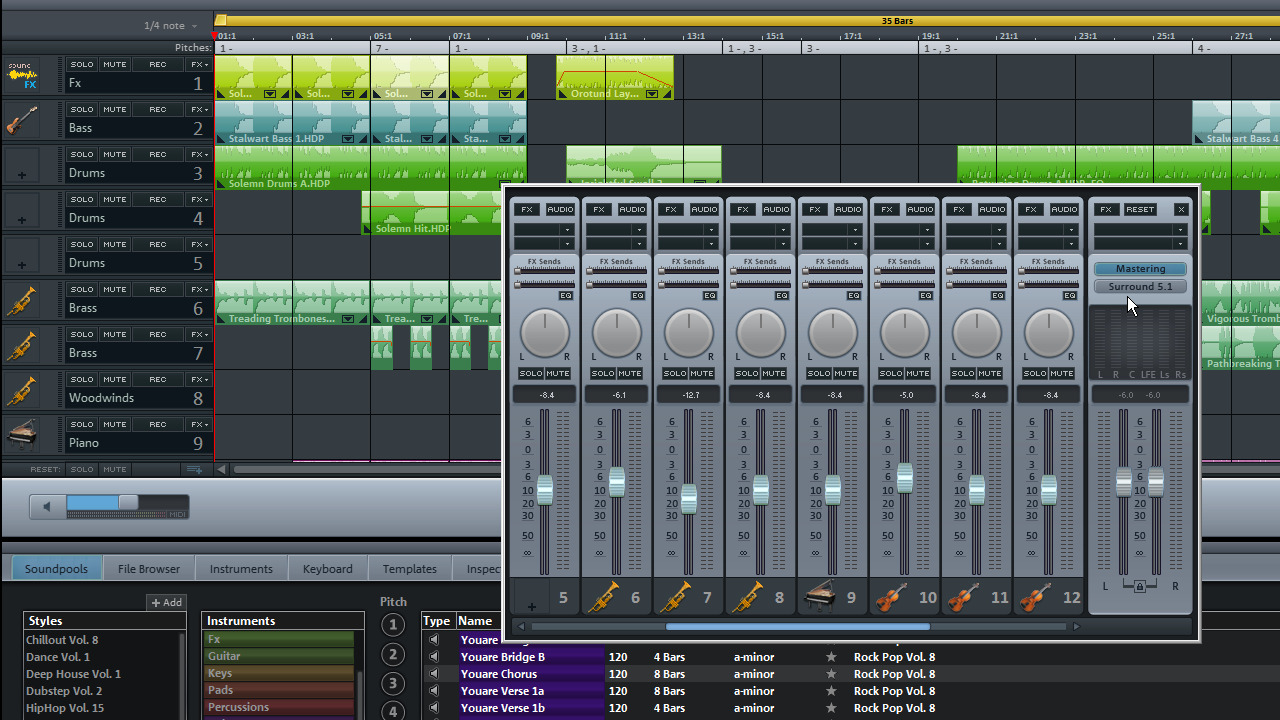 MAGIX Music Maker latest version
