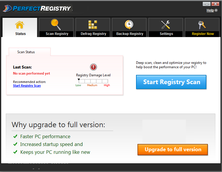 PerfectRegistry latest version