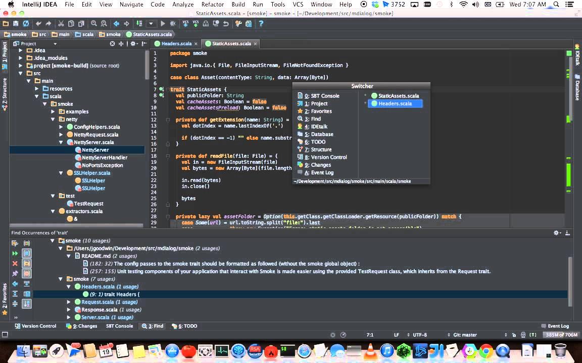 IntelliJ IDEA latest version
