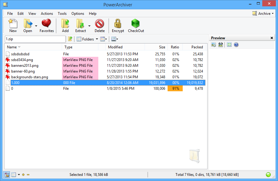 PowerArchiver latest version