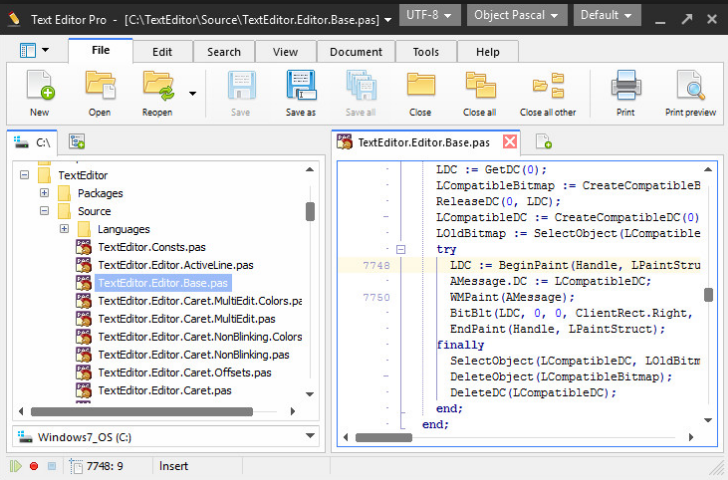 Text Editor Pro latest version