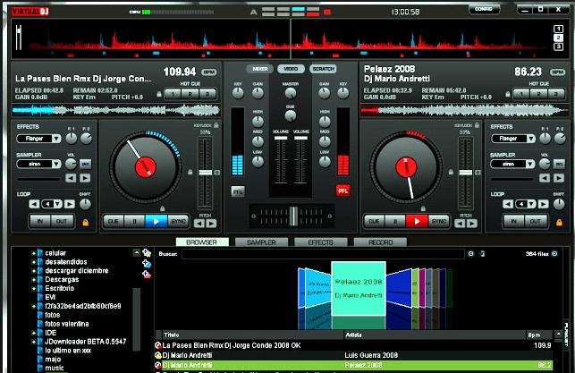 Virtual DJ Studio windows