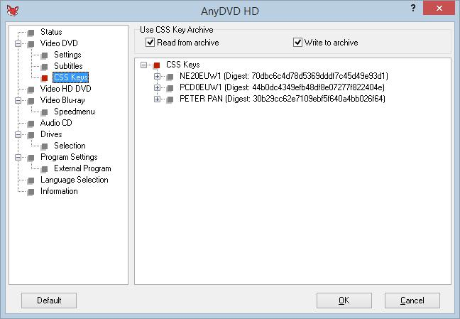 AnyDVD HD latest version
