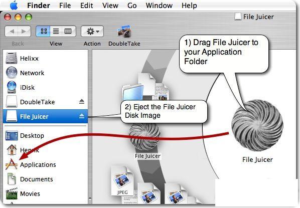 File Juicer latest version