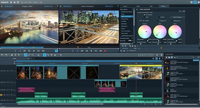 MAGIX Video Pro X latest version