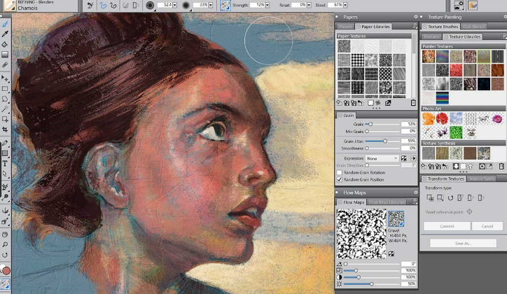 Corel Painter latest version