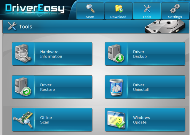 Driver Easy Professional latest version