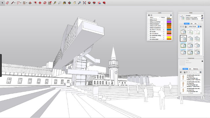 Google SketchUp Pro latest version