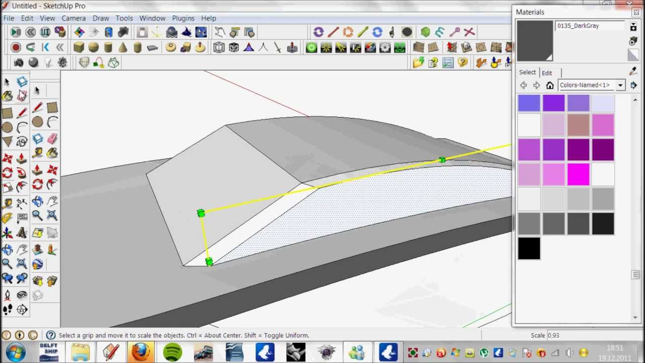 Google SketchUp Pro windows
