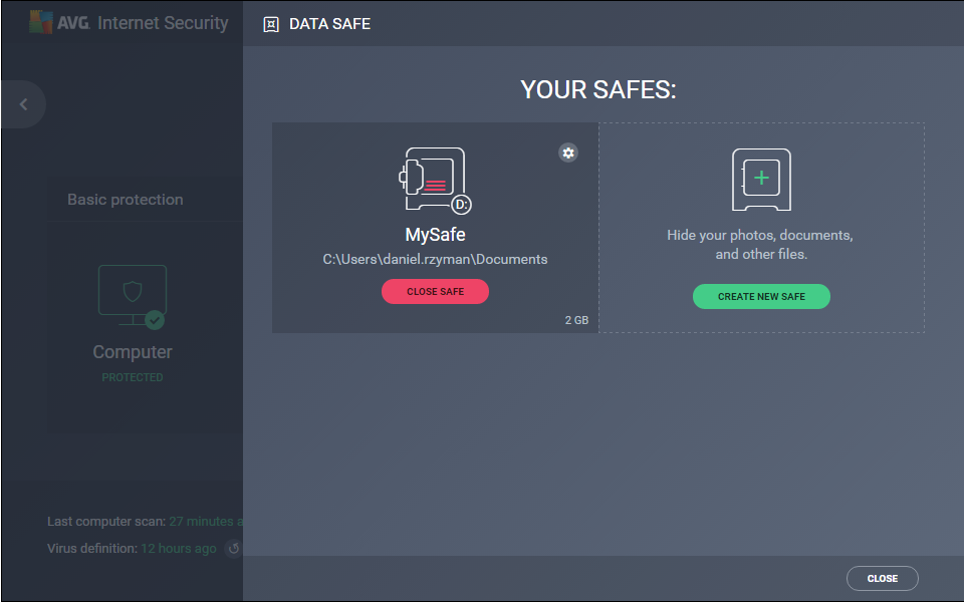 AVG Internet Security latest version