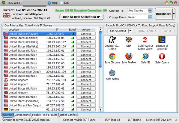 Hide ALL IP windows