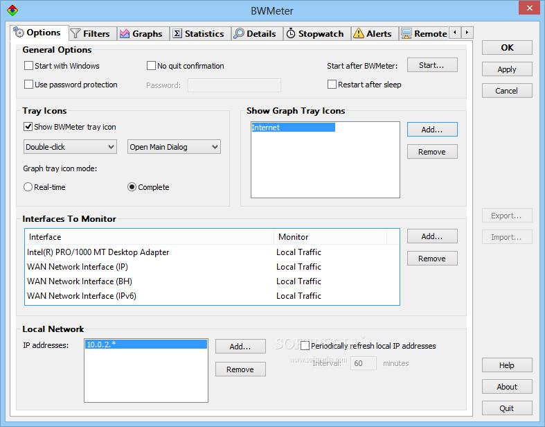 BWMeter PRO latest version