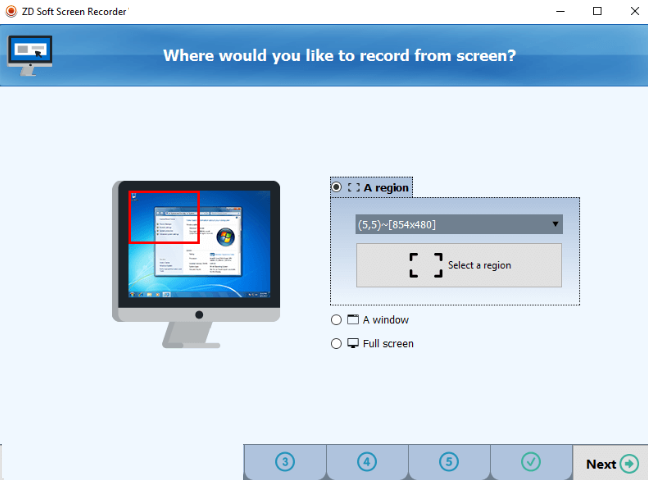 ZD Soft Screen Recorder latest version