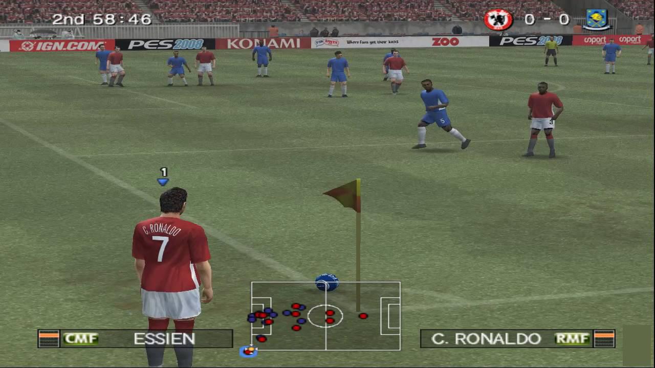 Pro Evolution Soccer latest version