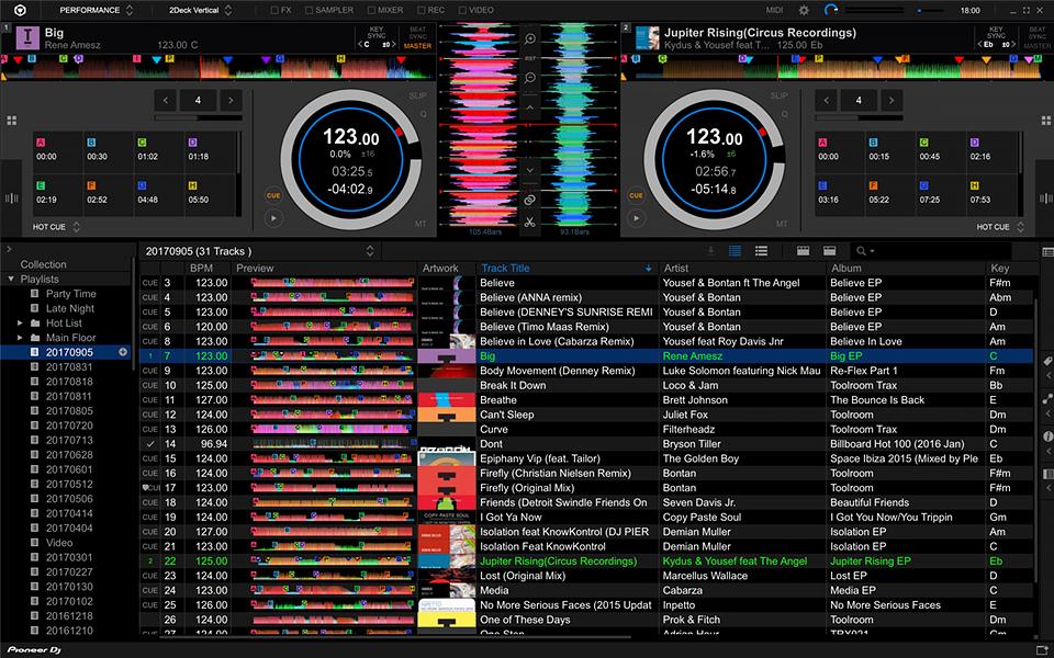 Rekordbox DJ latest version