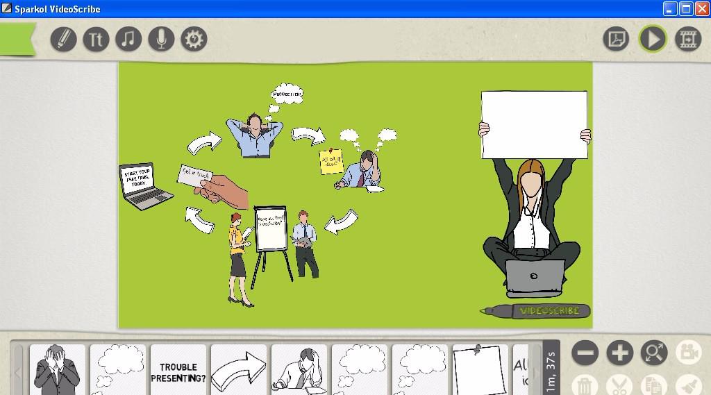 Sparkol VideoScribe latest vesion