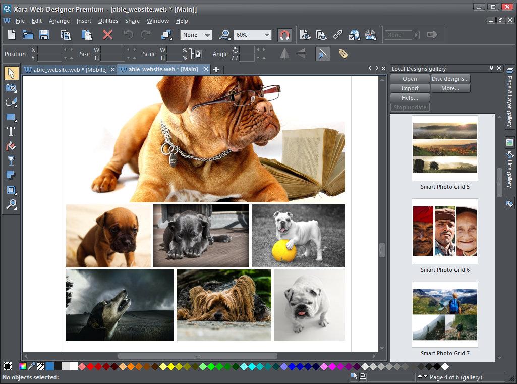 Xara Web Designer Premium latest version
