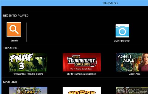 BlueStacks latest version