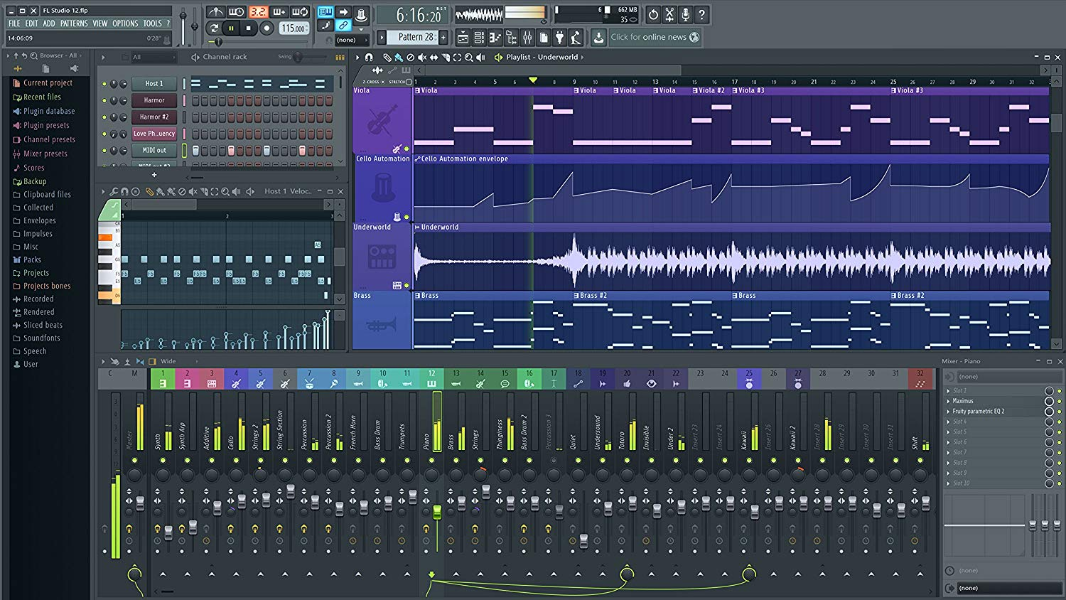 FL Studio windows