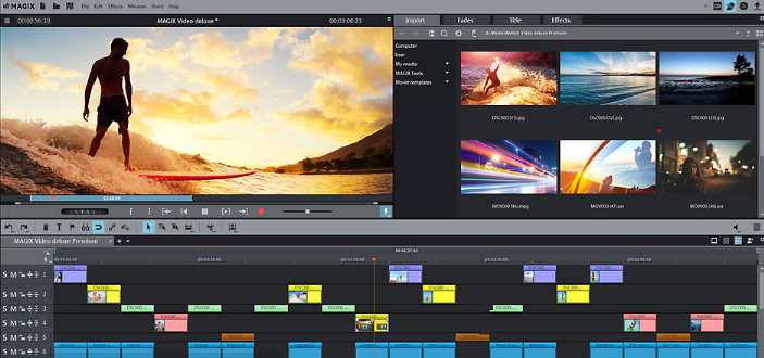 MAGIX Movie Edit Pro Premium windows