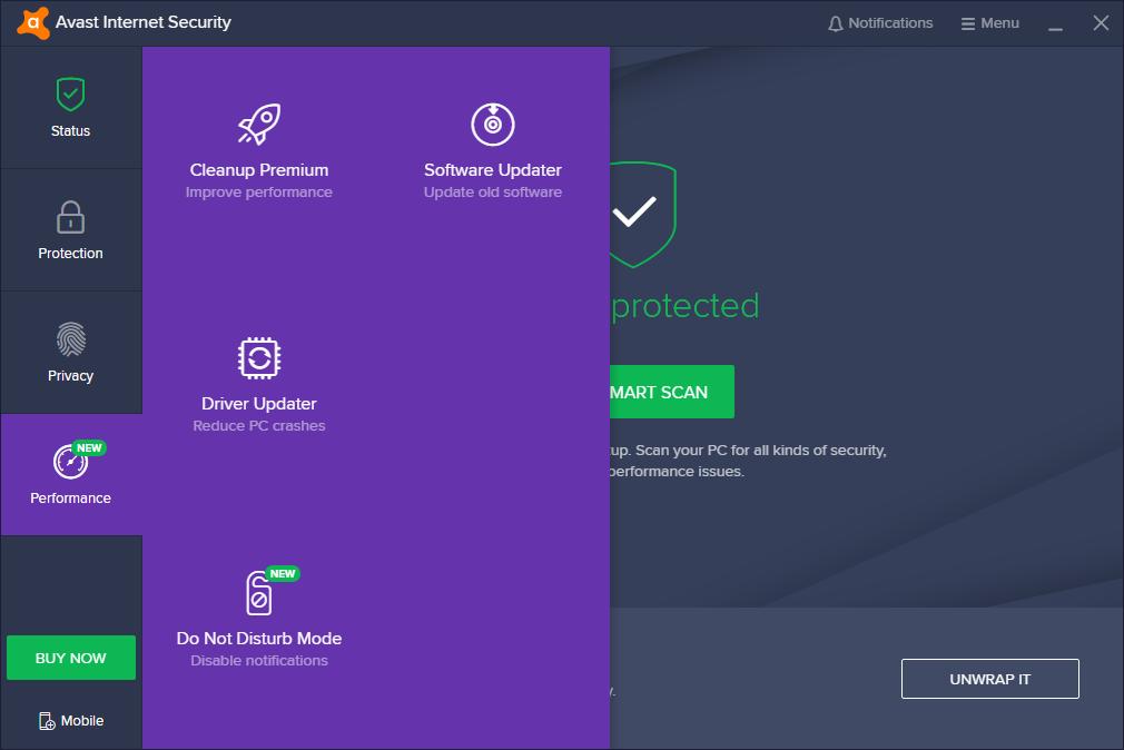 Avast Internet Security latest version