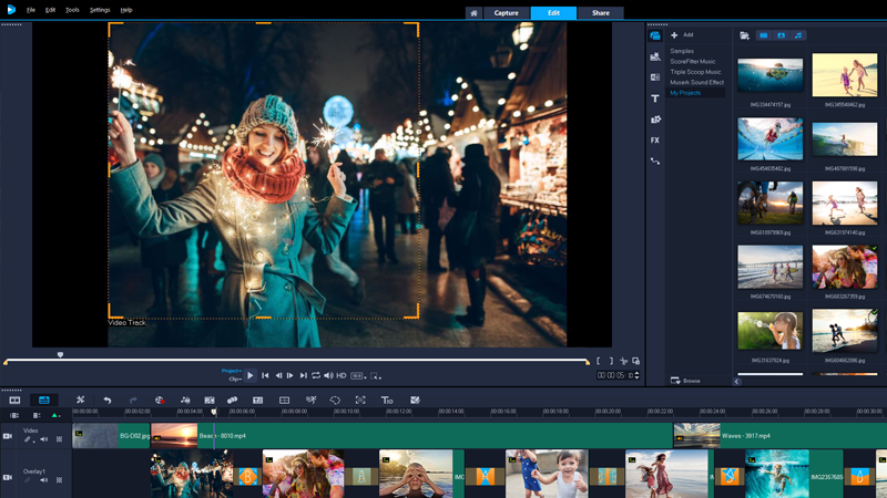 Corel VideoStudio Ultimate windows