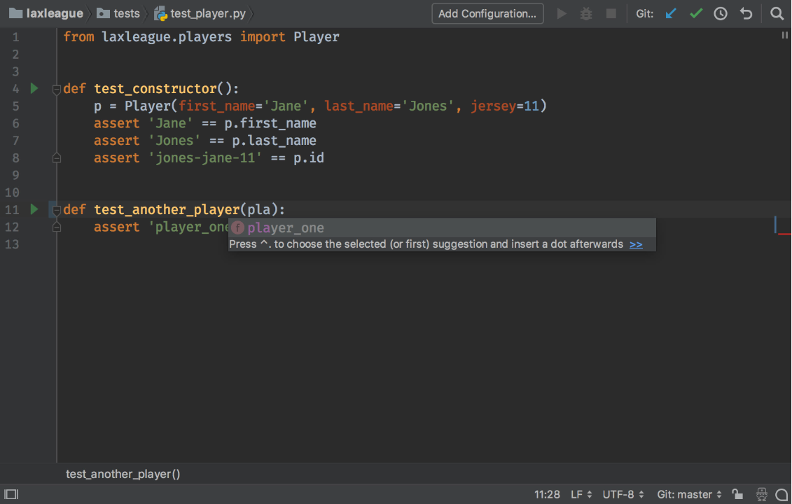 PyCharm latest version