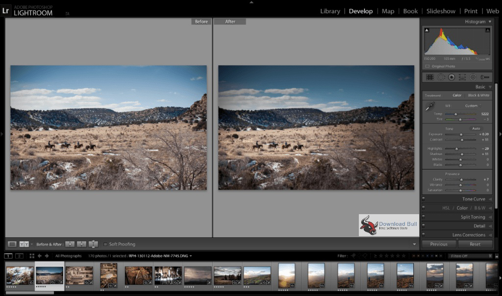 Adobe Photoshop Lightroom CC latest version