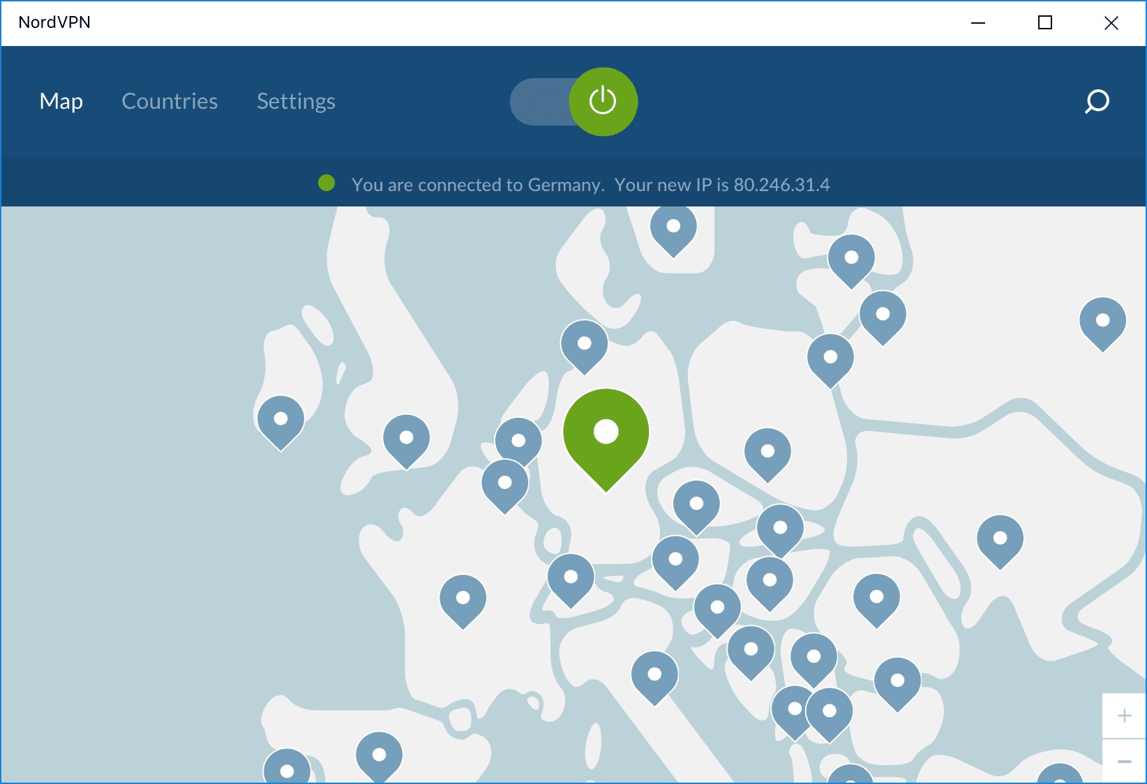 NordVPN latest version