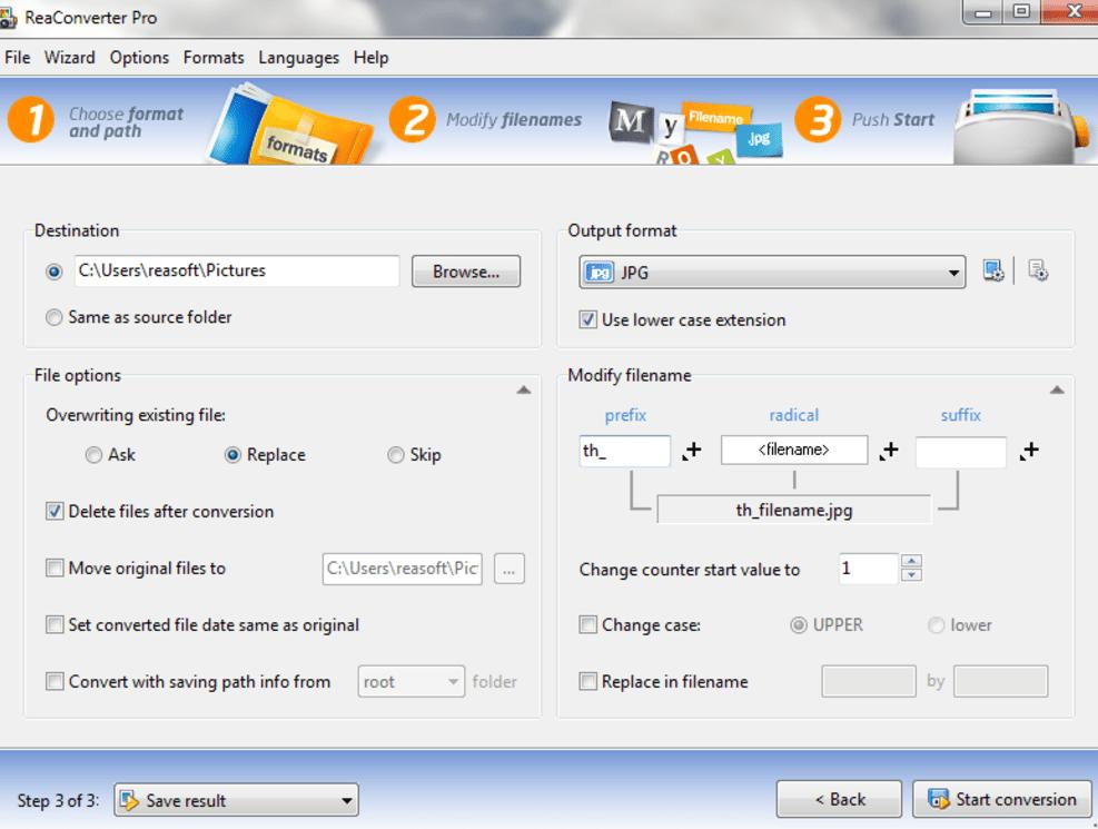 ReaConverter Pro latest version