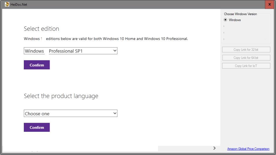 Windows ISO Downloader windows