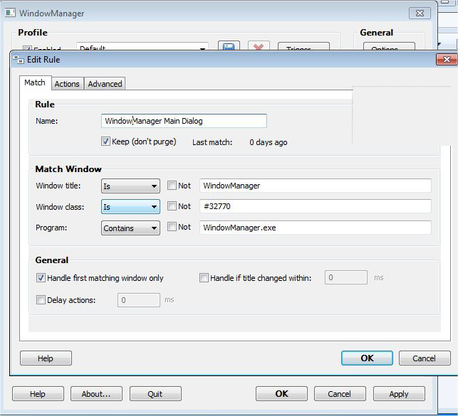 DeskSoft WindowManager latest version