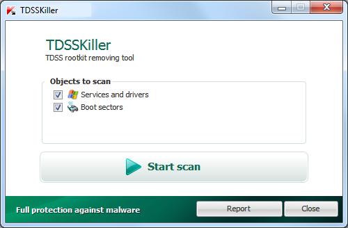 Kaspersky TDSSKiller latest version