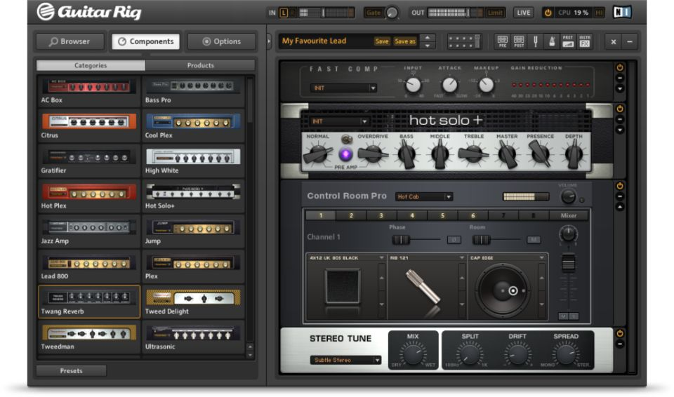 Guitar Rig latest version