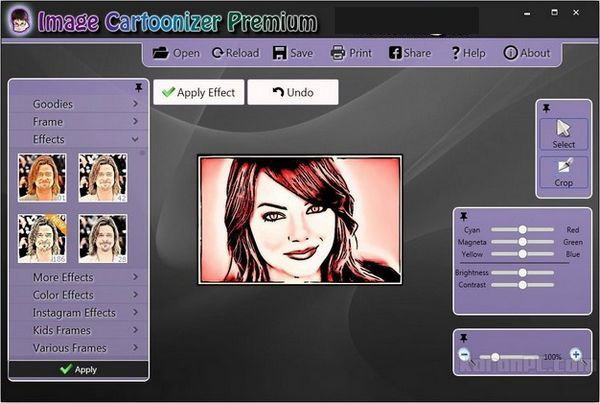 Image Cartoonizer Premium latest version