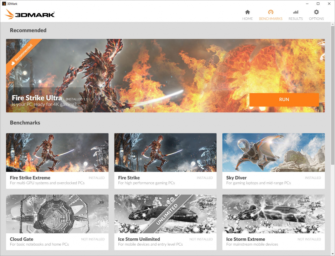 3DMark latest version