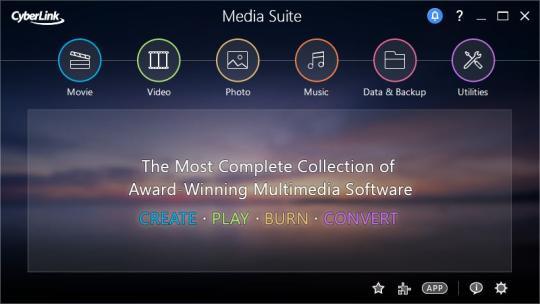 CyberLink Media Suite latest version