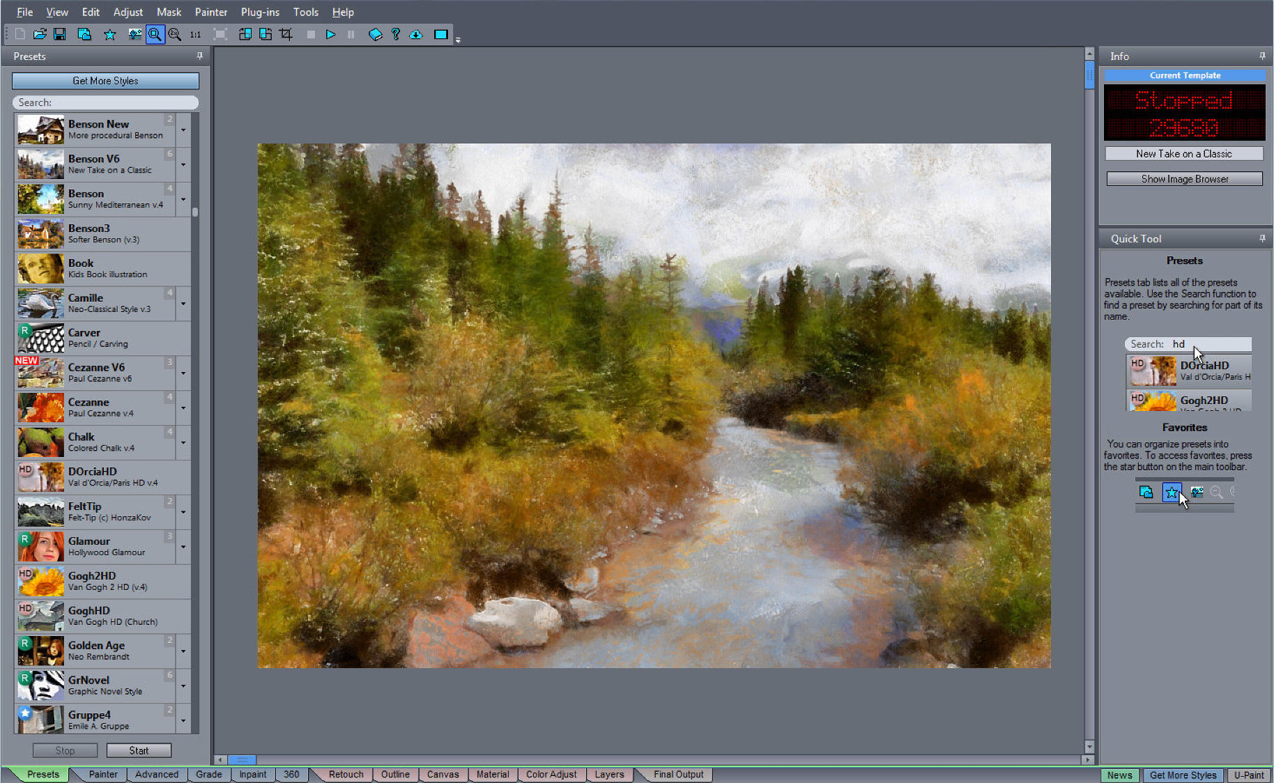 Dynamic Auto Painter Pro lartest version