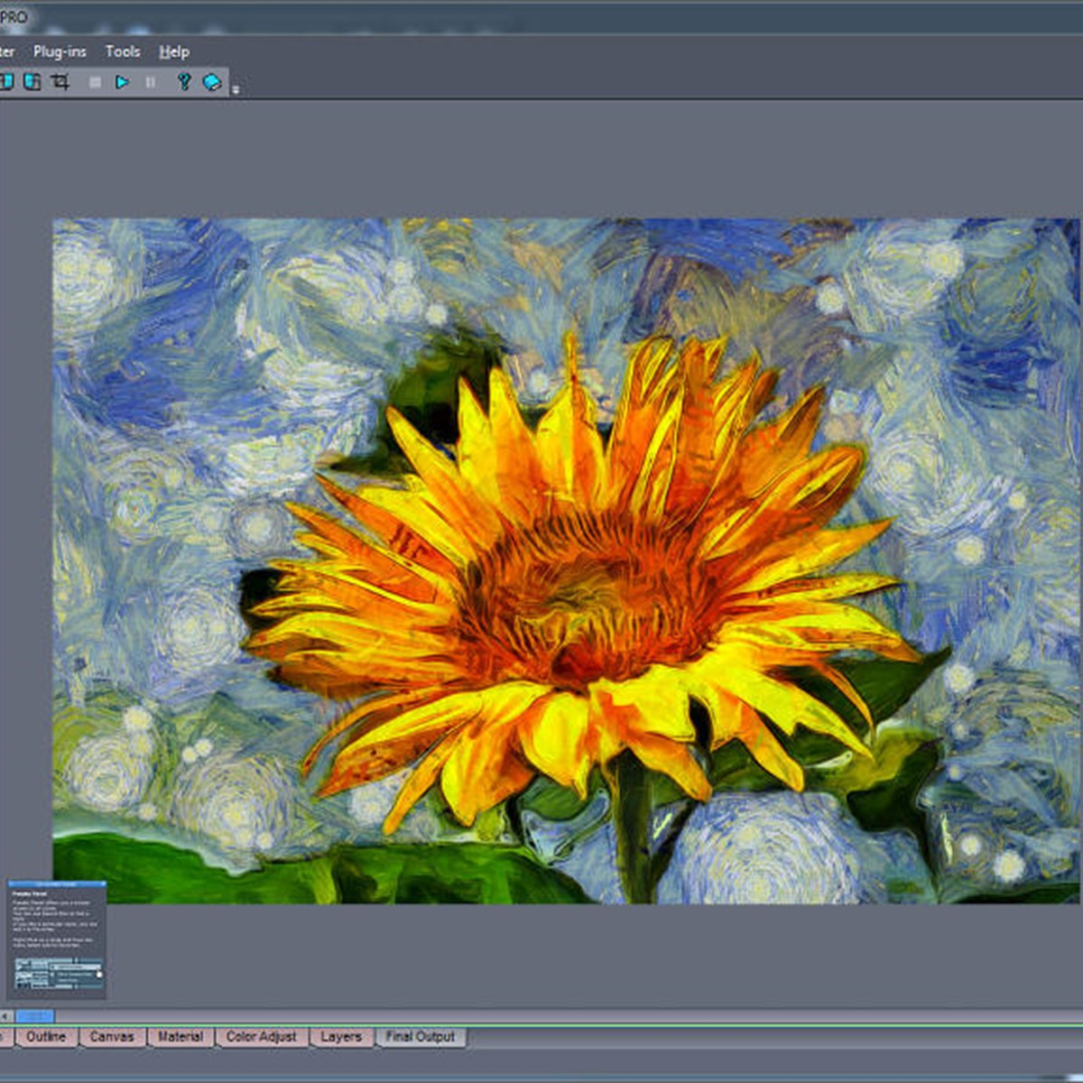 Dynamic Auto Painter Pro windows