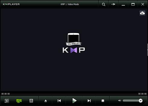 KMPlayer windows