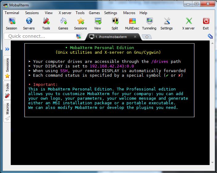 MobaXterm latest version
