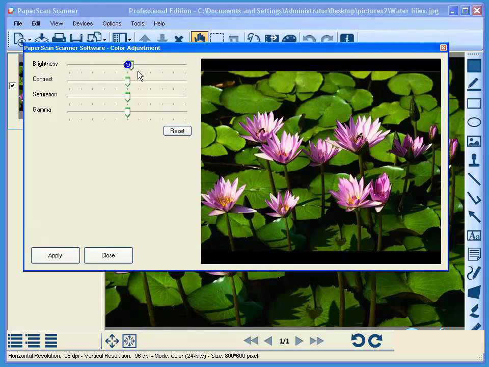 ORPALIS PaperScan Professional Edition windows