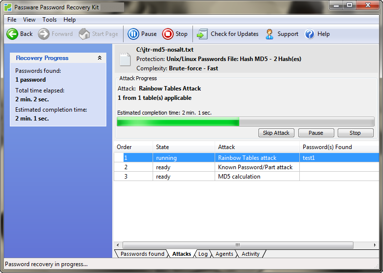 Passware Kit latest version