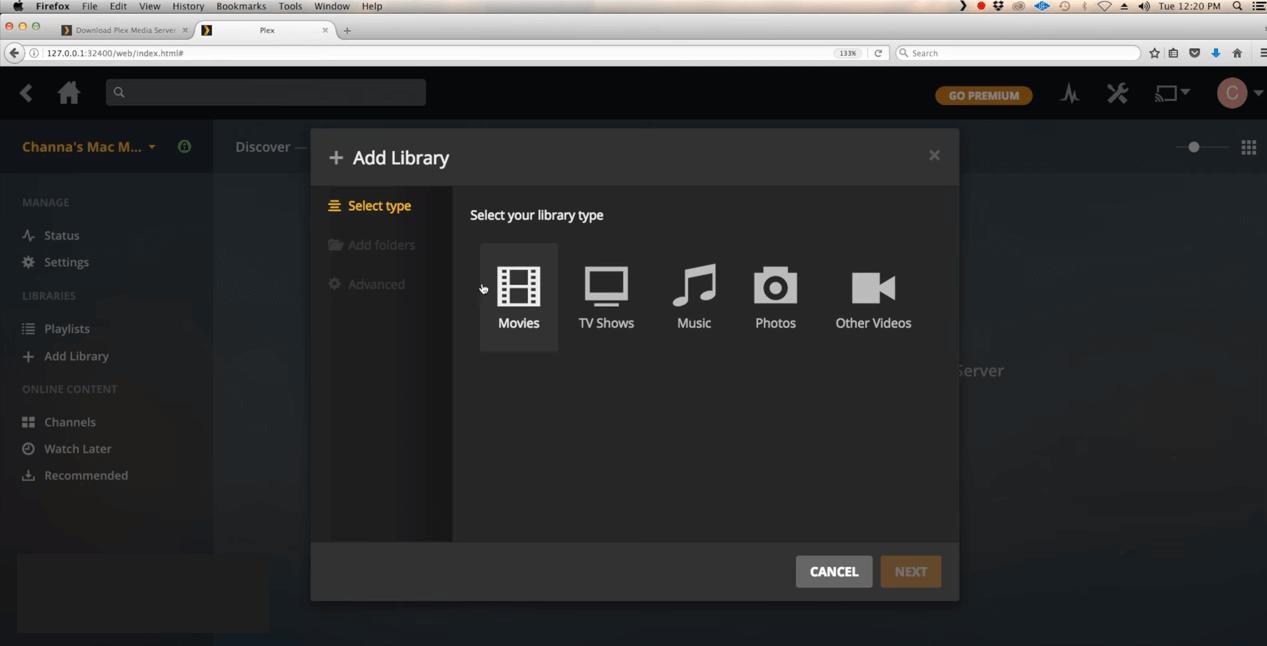 Plex Media Server latest version