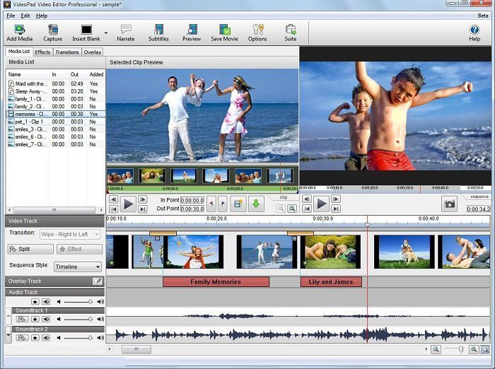 VSDC Video Editor Pro latest version