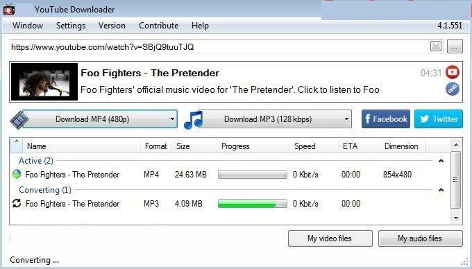 Youtube Downloader Pro latest version