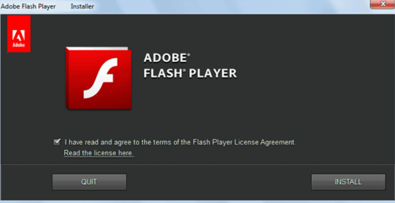 Adobe Flash Player latest version