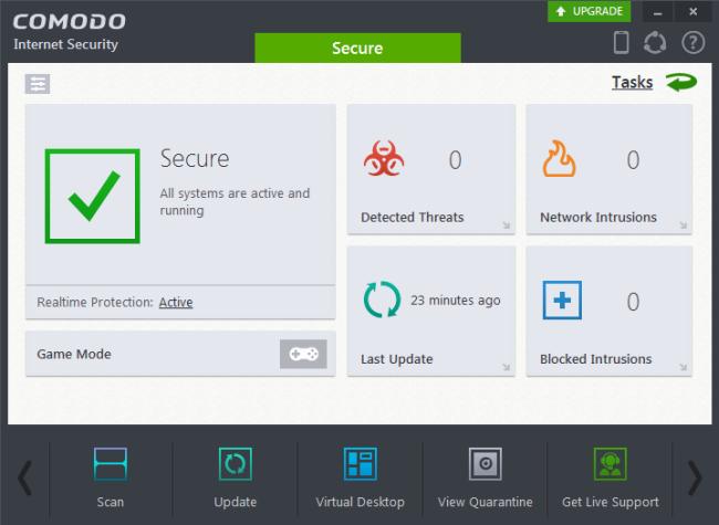 COMODO Internet Security latest version