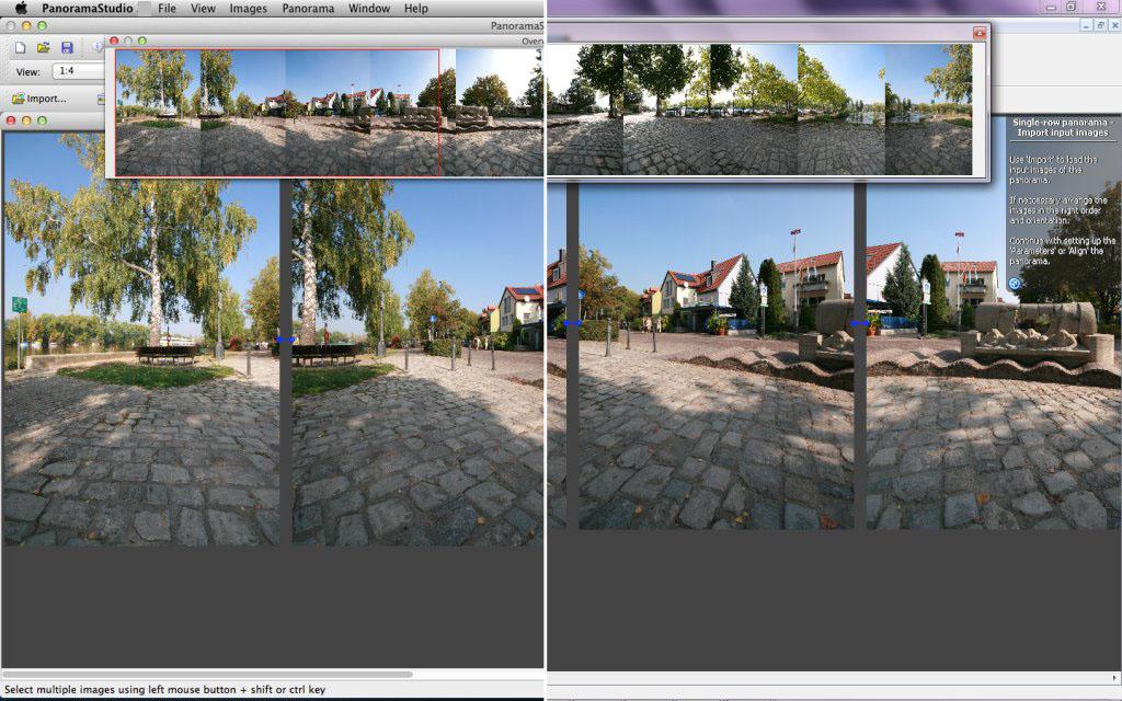 Panorama Studio latest version