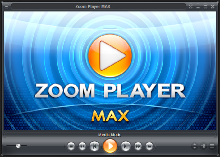 Zoom Player MAX latest version